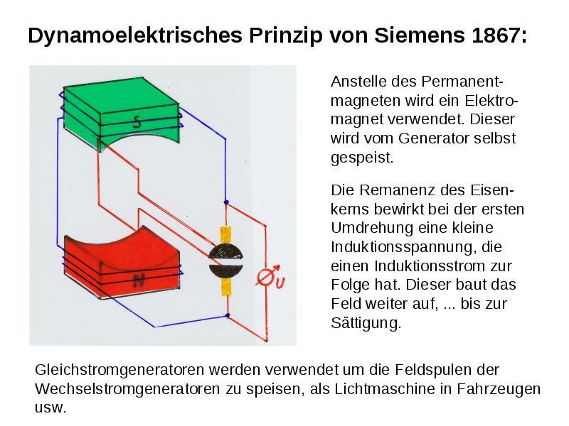 Gemütlich Schaltplan Des Wechselstromgenerator ...
