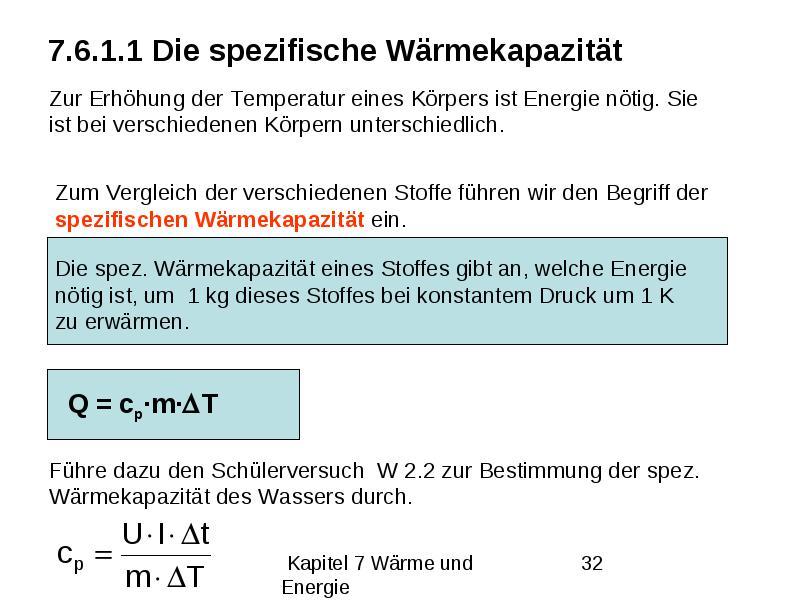 Fantastisch Spezifische Wärme Der Praxis Probleme Arbeitsblatt Mit ...