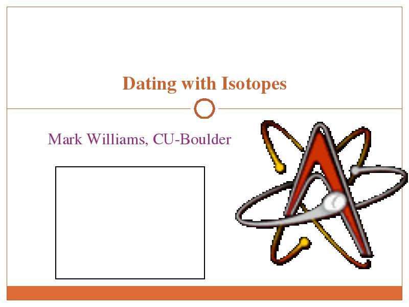 Radiometric Dating Basics