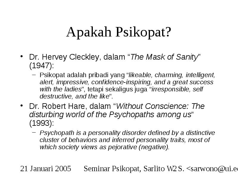 the psychopath understanding behavior and treatment The first thing to understand about psychopaths is that the condition is ironically named the term literally translates to suffering souls, but while this is why psychopaths don't typically seek treatment for their condition psychopaths are usually only diagnosed if and when their behavior is.