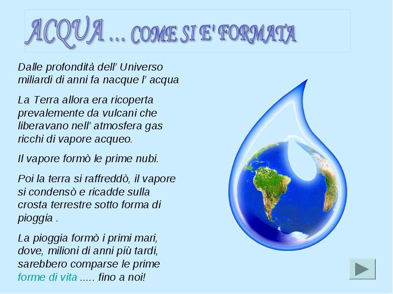 Che cos l acqua for Cos e l antonomasia