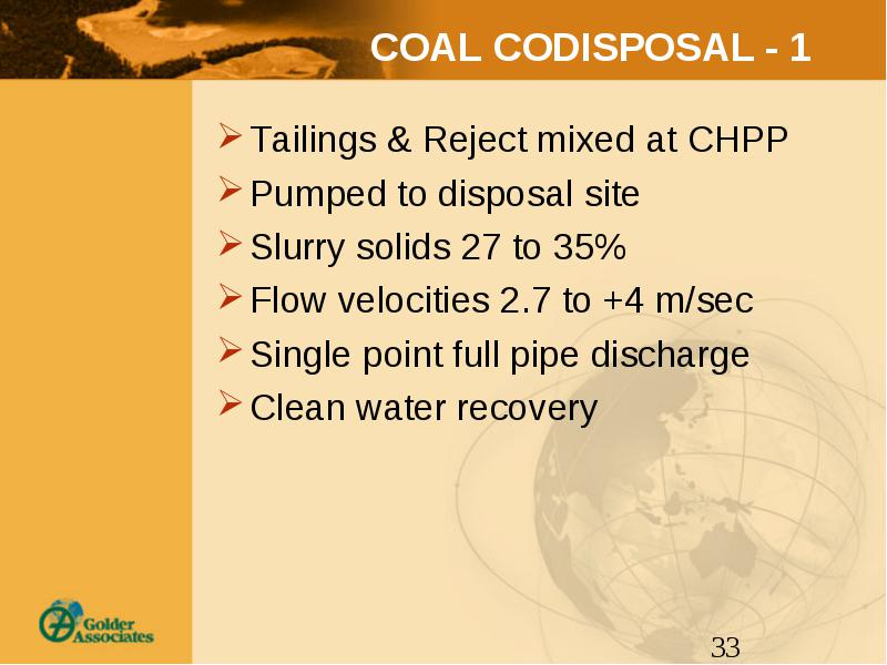 Codisposal presented by