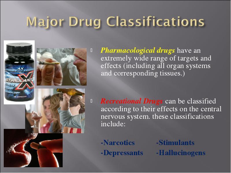 Drug basics
