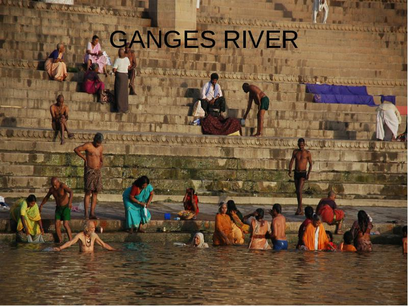 importance of indian river in hindi On the banks of the ganges river in the indian city of varanasi, a man in his  thirties is washing clothes by rhythmically hitting on them on a.