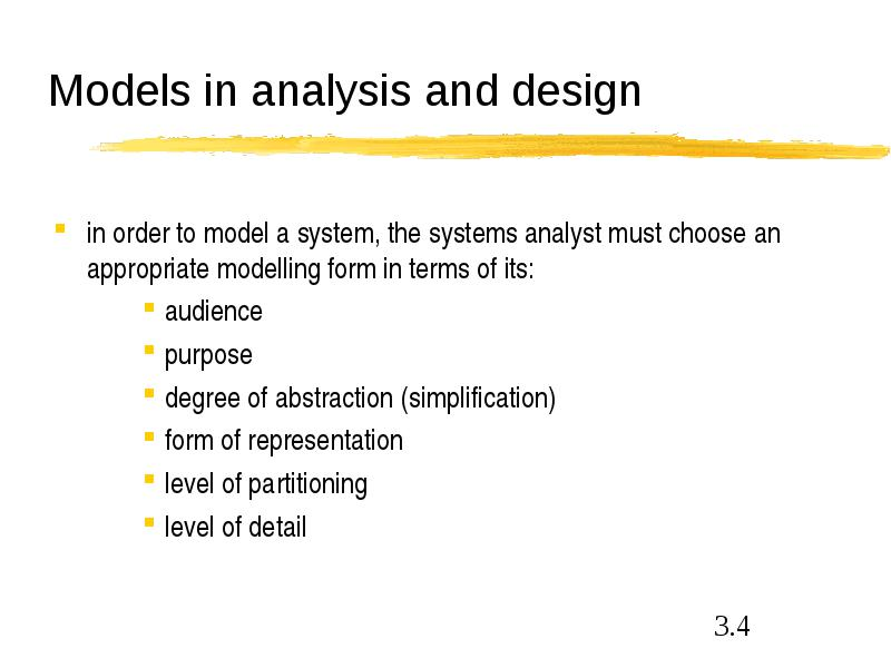 Ims9001 Systems Analysis and Design Topic 3