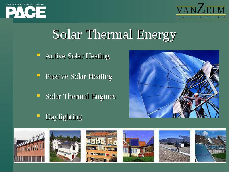Difference Between Active And Passive Solar Energy