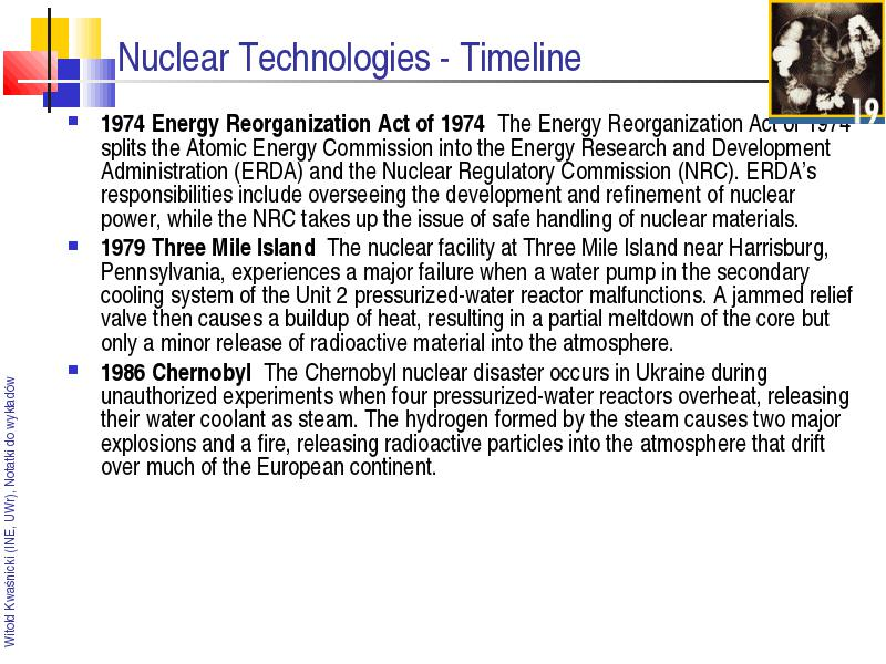 chernobyl nuclear melt down parties responsible essay For many years after the 1986 chernobyl disaster nuclear power was off the  plant could overheat and melt down,  and the nuclear option, quarterly essay.