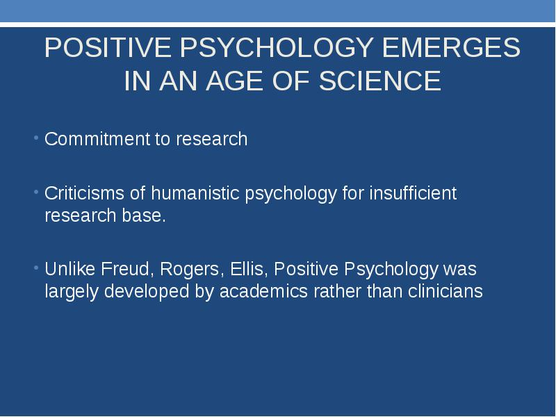 ellis and rogers views on psychological health Amy ellis nutt amy ellis nutt covers neuroscience and mental health for the washington post she won the pulitzer prize in feature writing in 2011 and previously worked at the star-ledger in.