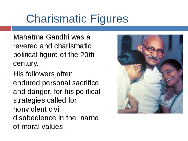 Charismatic Leaders Of The 20th Century