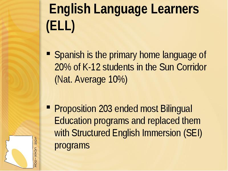 a debate on english immersion and bilingual education programs The texas board of education held a lively debate at its feb 9 meeting about whether bilingual education or structured english immersion is a better way to teach.