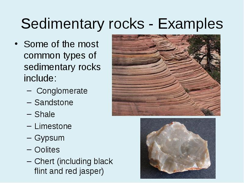 a description of the important three types of rocks found on the earths surface Did you know that there are different types of layers of rocks well there are actually three, and here we'll take you through what these rocks are, how they are made and much more.