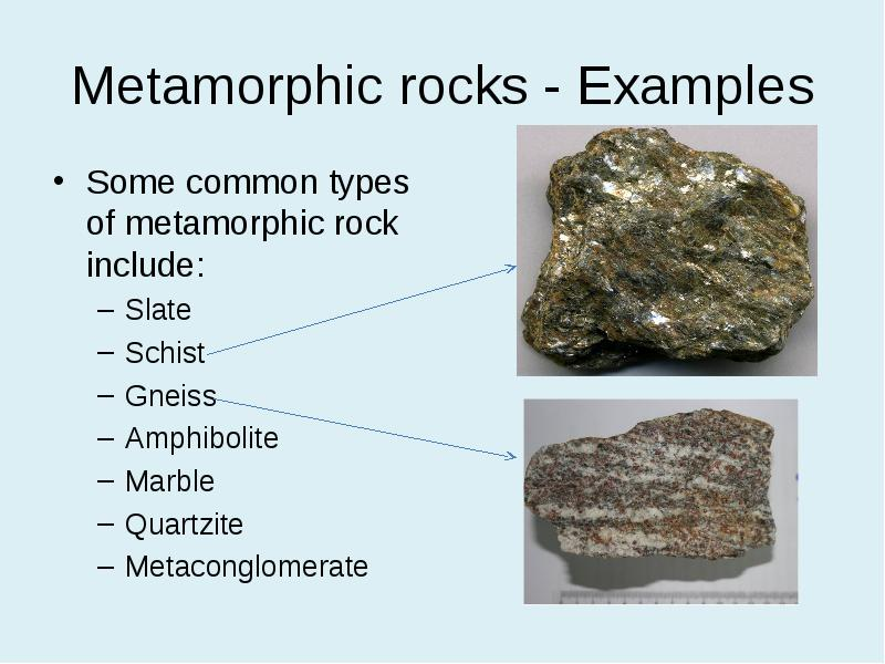 There Are 3 Types Of Rocks Found On Earth There Are 3 Types Of