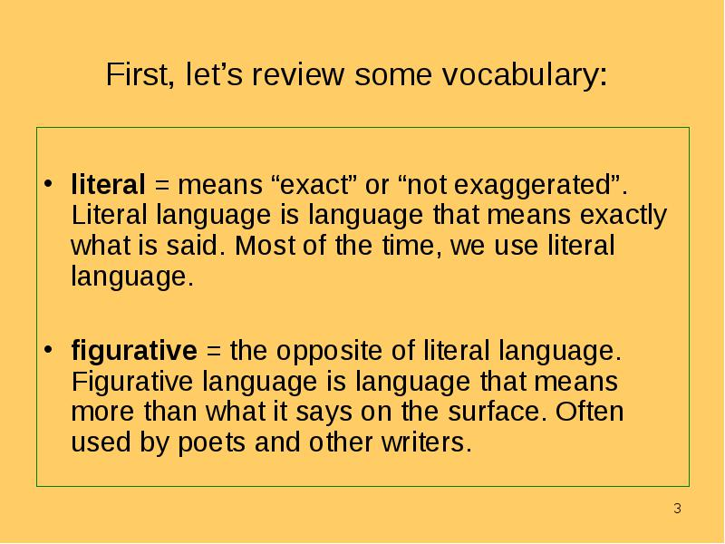 """figurative language in an essay on man The following examples of figurative language help to illustrate what figurative language means and one man in his time plays many parts""""."""