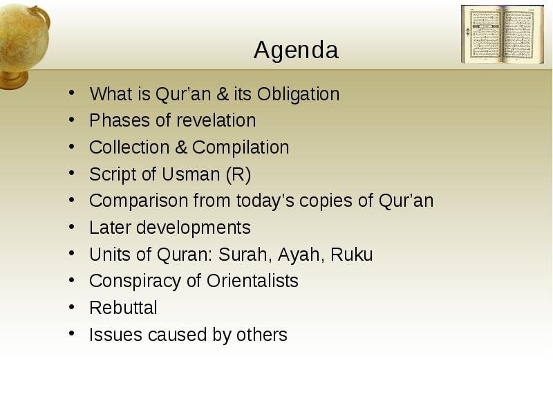 What is Qur'an & its Obligation